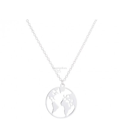 Pendant earth world | Loveneck