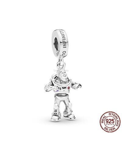 Silver charm buzz lightyear toy story