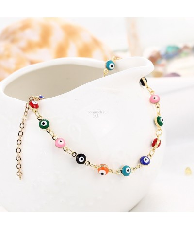 Turkish eye bracelet | Loveneck